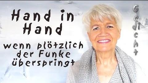 Video Hand In Hand Wenn Funken Sprühen Gedicht Greta