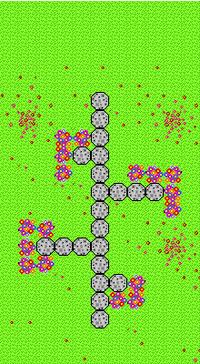Map of Vexilar's Garden
