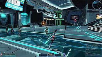 Phantasy Star Online 2 Beta - Walkthrough 3 - An Encounter with Xion & Suppress Za'udan