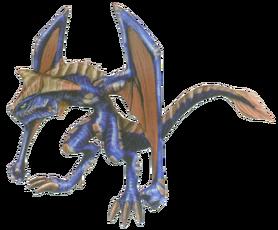 Nano dragon transparent