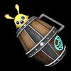 Barrelrapcannon pso2id