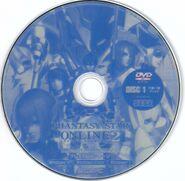 Pso2 premiumvol1 DVD Disc 1