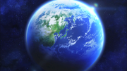 Pso2 anime earth