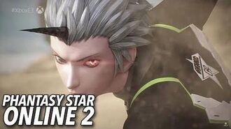 Phantasy Star Online 2 Trailer Xbox E3 2019