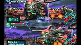 Phantasy Star Online Episode I&II - Dark Falz Battle