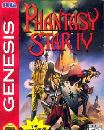 Phantasy Star IV: The End of the Millennium | Phantasy Star Wiki ...