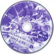 Pso2 ep3dx DVD Disc 4
