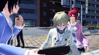 PSO2 Shopping Trip in Tokyo