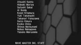 Phantasy Star Online Ep III Heroes' Side Ending Staff Roll