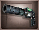 Pso ep3 suppressed gun