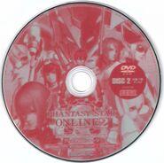 Pso2 premiumvol1 DVD Disc 2
