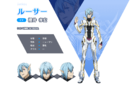 Pso2 eporacle luther profile