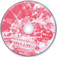 Pso2 ep3dx DVD Disc 2