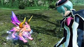 PSO2 Being a Summoner Is Beautiful!