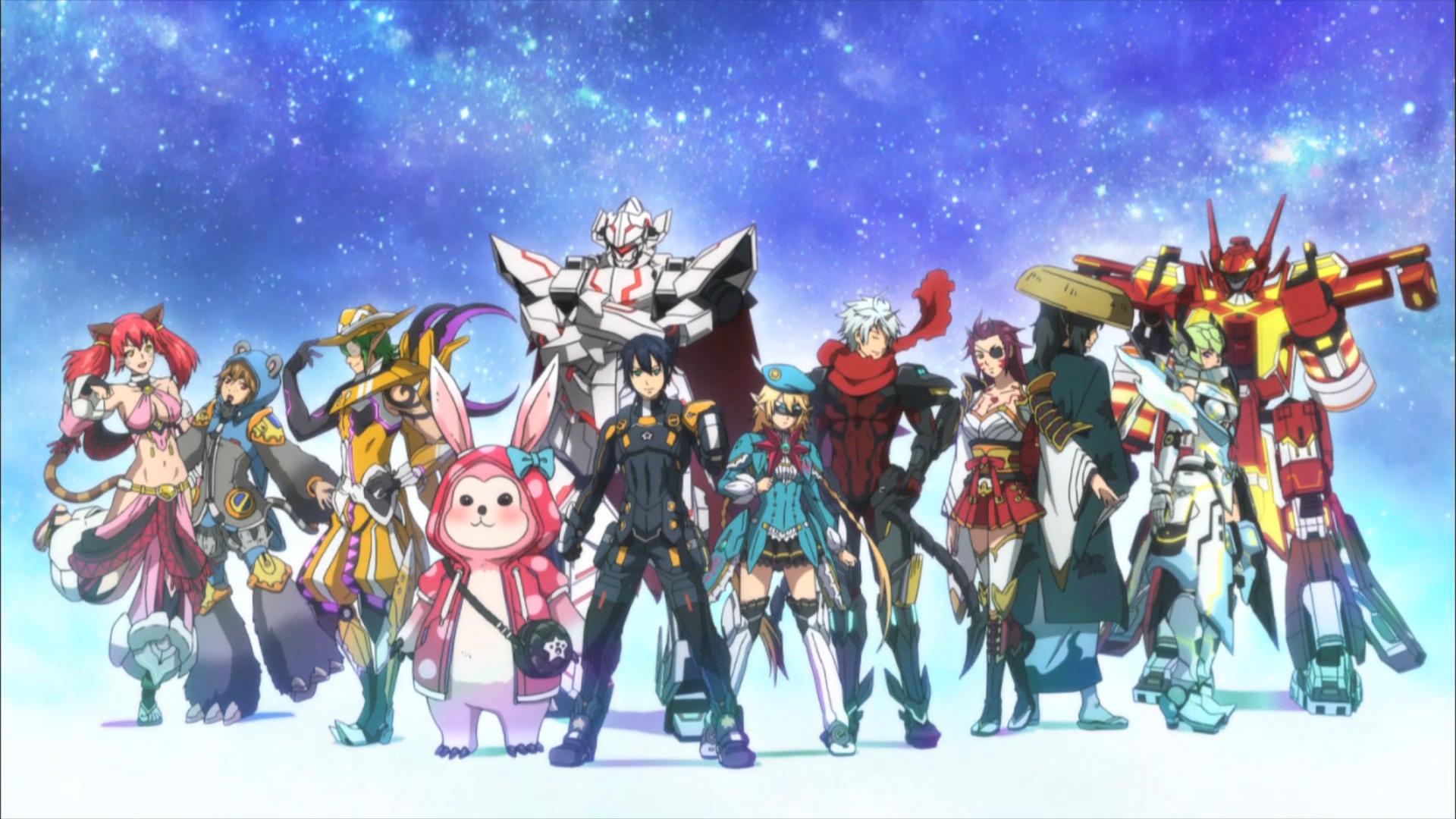 image - pso2 anime cast | phantasy star wiki | fandom powered