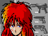Weapons in Phantasy Star II