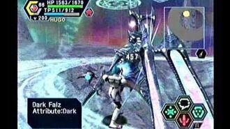 PSO Ver.2 dark falz ultimate