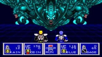 Phantasy Star II Dark Force without Megid