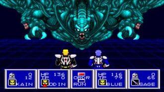 Phantasy Star II Dark Force without Megid