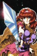Alisa Landeel Phantasy Star