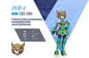 Pso2 eporacle patty profile
