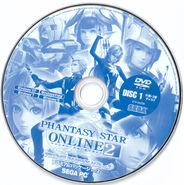 Pso2 premiumvol2 DVD Disc 1