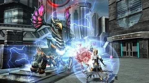 Phantasy Star Online 2 PAX 2012 Demo