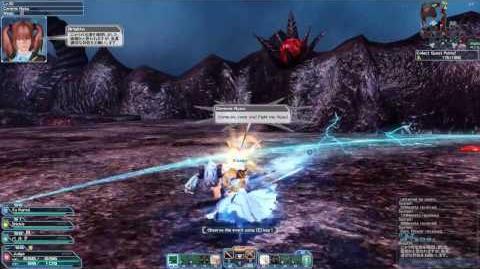 Phantasy Star Online 2 - Ceremo Nyau
