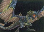 Sil dragon cg rough