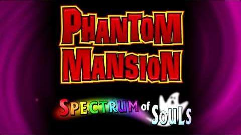 Phantom Mansion- Spectrum of Souls OST - Chapter 7 - The Violet Vault