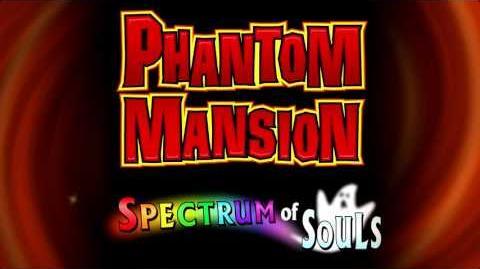 Phantom Mansion- Spectrum of Souls OST - Chapter 2 - The Orange Library