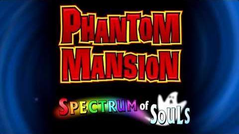 Phantom Mansion- Spectrum of Souls OST - Chapter 5 - The Blue Ballroom