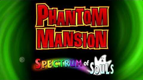 Phantom Mansion- Spectrum of Souls OST - Chapter 4 - The Green Gallery