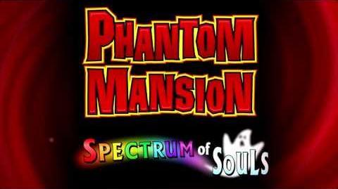 Phantom Mansion- Spectrum of Souls OST - Chapter 8 - The Black Sanctum