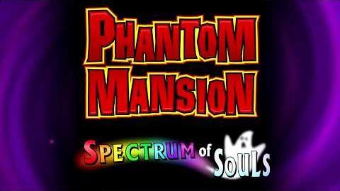 Phantom Mansion- Spectrum of Souls OST - Chapter 6 - The Indigo Dungeon