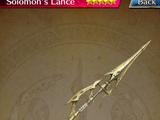 Solomon's Lance 446