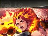 Vargas (Swordmaster 4★)/Character Quest