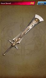 004 Great Sword