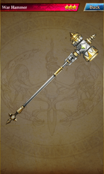 178 War Hammer