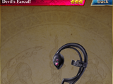 Devil's Earcuff 391