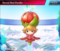 Sword Bud Paruke