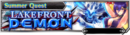 Lakefront Demon banner