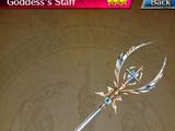 Goddess's Staff 098