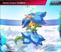 Azure Lance Goddess