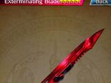 Exterminating Blade 483