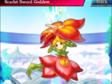 Scarlet Sword Goddess