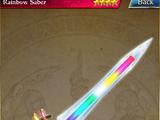Rainbow Saber 356
