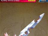 Kyubey Sword (Fake) 371