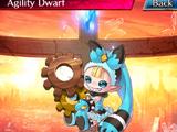 Agility Dwarf