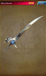 011 Silver Sword